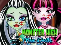 Monster High 13 Dilek oyunu