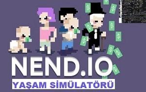 Nend.io Yaşam Simülatörü