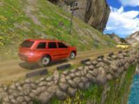 Offroad Dağa Tırmanış oyunu