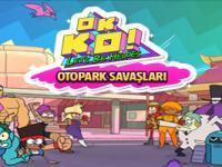 Okko Otopark Savaşı oyunu