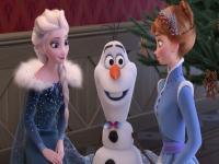 Karlar Ülkesi Macerası Olaf