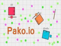 Pako.io oyunu
