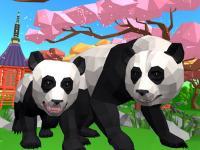 Panda Simülatörü 3D oyunu