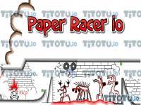 Paper Racer.io