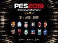 PES 2019 oyunu