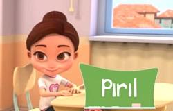 Pırıl TRT Çocuk oyunu