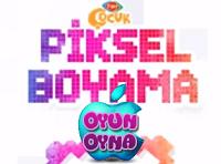Piksel Boyama oyunu