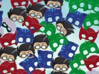 Pijamaskeliler Maske Avı oyunu