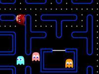 Pijamaskeliler Pac Man oyunu
