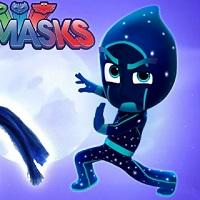 Pijamaskeliler Gece Ninjası