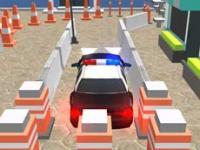 Polis Otoparkı oyunu