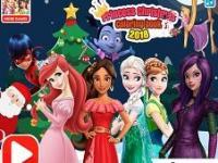 Prensesler 2018 Yılbaşı oyunu