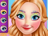 Prenses Göz Makyajı oyunu