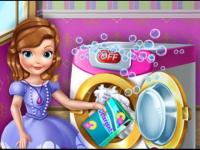 Prenses Sofia Çamaşır Günü oyunu