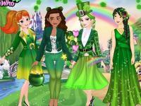 Prensesler İrlanda Ziyareti