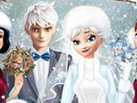 Prensesler Kış Düğünü oyunu