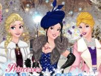 Prensesler Yeni Yıl