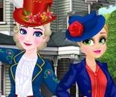 Prensesler Poppins