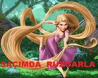 Rapunzel Saçımda Rüzgarla Şarkısı oyunu