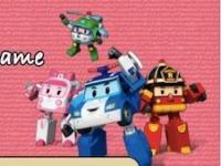 Robocar Poli Gizli Yıldızlar oyunu