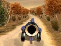 Roket Araba Ralli oyunu