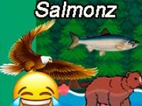 Salmonz.io oyunu