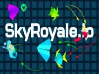Skyroyale.io oyunu