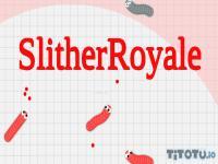Slither Royale.io oyunu