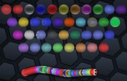 Slither.io Yılan Tasarımı oyunu