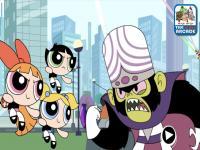 Powerpuff Girls Smashing Bots oyunu