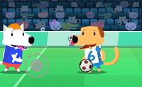 Hayvanlı Futbol 2018 oyunu