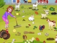 Prenses Sofia Çiftlik İşleri oyunu