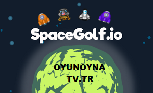 Spacegolf.io Oyunu Oyna oyunu