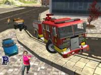 İtfaiye Simulator oyunu