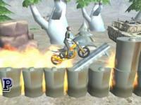 Spor Motorsikleti oyunu