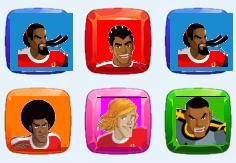 Süper Golcüler Elemeleri oyunu