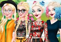 Barbi Stil Yarışması oyunu