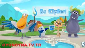 Su Elçileri TRT Çocuk oyunu