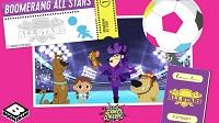 Boomerang All Stars Süper Kaleci oyunu