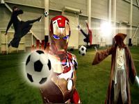 Süper Kahramanlar Dünya Kupası 2018 oyunu