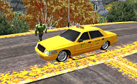 Süper Kahramanlar Taksi Sürücüsü