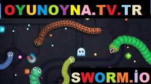 Sworm.io Mod oyunu