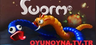 Sworm.io oyunu