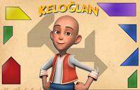 Keloğlan Tangram Oyunu oyunu