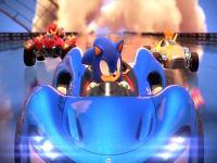 Sonic Takım Yarışı oyunu