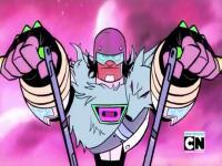 Teen Titans Cyborg oyunu