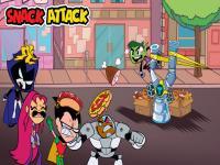 Teen Titans Go Atıştırmalık