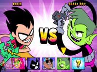Teen Titans Go Dövüş