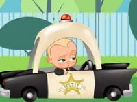 Yarışçı Patron Bebek oyunu