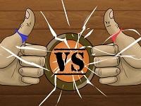 Parmak Dövüşü İki Kişilik oyunu